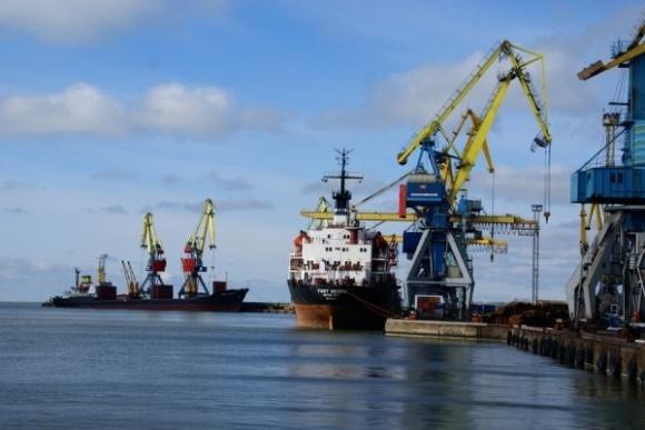 Мариупольский порт планирует добавить технологию погрузки зерновых фото, иллюстрация