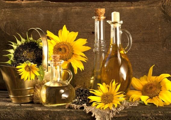 В 2017-м Украина займет 57% мирового рынка подсолнечного масла фото, иллюстрация