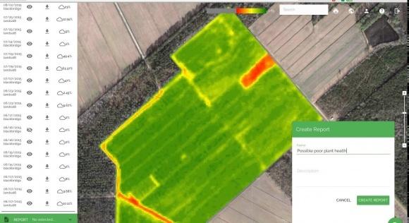 Syngenta купила поставщика спутниковых снимков FarmShots фото, иллюстрация