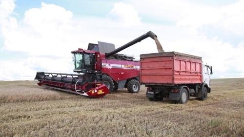 В Україні залишилося прибрати близько 1% сільськогосподарських культур фото, ілюстрація