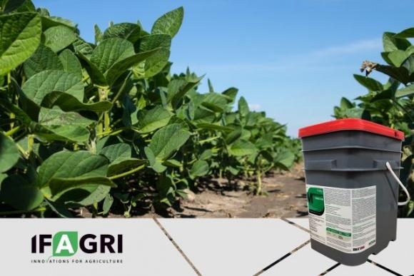 Компанія «Ерідон» презентує інноваційний сухий інокулянт «МайкроСорч Плюс Соя» від британської компанії «IFAGRI» фото, ілюстрація