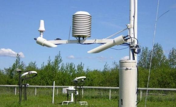 На Дніпропетровщині створили унікальну метеостанцію фото, ілюстрація