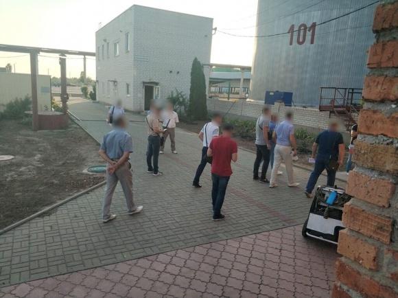 Налоговая полиция третий раз пришла с обысками на UPSS Terminals в Николаеве фото, иллюстрация