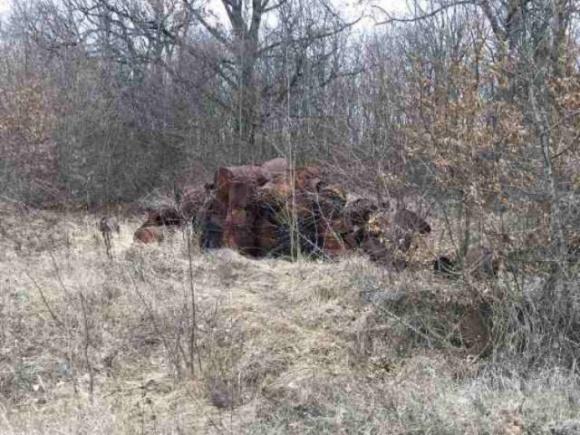 Ліквідація отрутомогильника в Джурині: на Шаргородщині покладають надії на французького експерта фото, ілюстрація