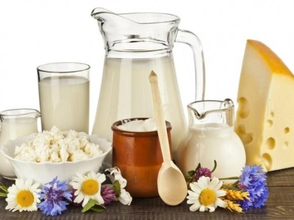 Украинскую молочку вытесняет иностранная фото, иллюстрация