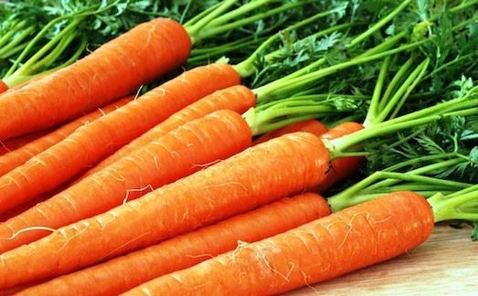 С начала июля цены на морковь в Украине обвалились фото, иллюстрация