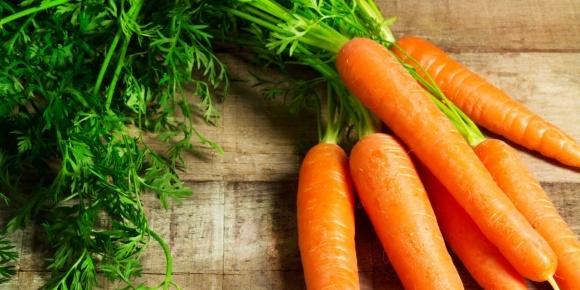 Імпортна морква вже на ринку України фото, ілюстрація
