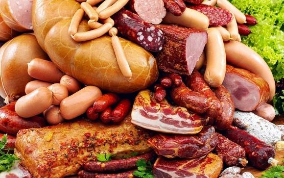 Українець за рік з'їдає майже 30 кг м'яса фото, ілюстрація