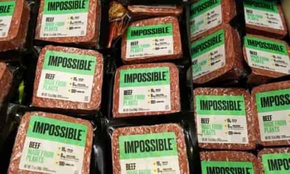 Споживання м'яса в Європі і США почне знижуватися з 2025 р. фото, ілюстрація