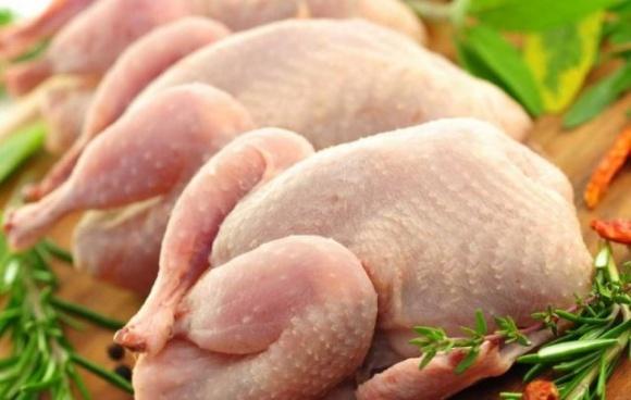 Украина стала третьим крупнейшим поставщиком курятины в ЕС фото, иллюстрация