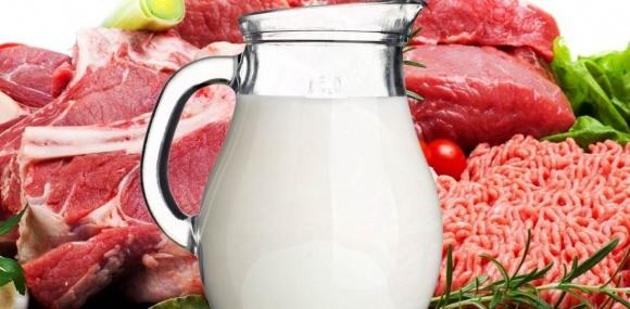 Корея хоче українського м'яса й молока фото, ілюстрація