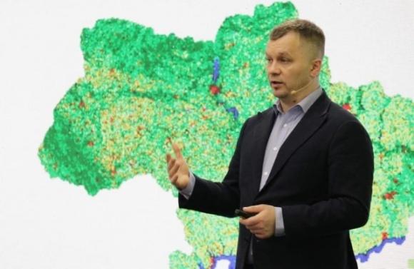 В Україні з'явилася онлайн-карта всіх посівів фото, ілюстрація