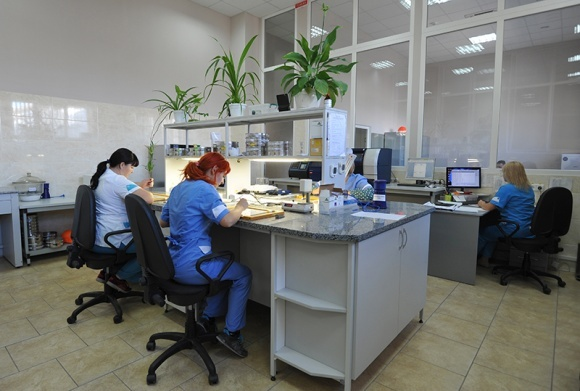 «НІБУЛОН» відкрив новий лабораторний корпус на терміналі в Миколаєві фото, ілюстрація