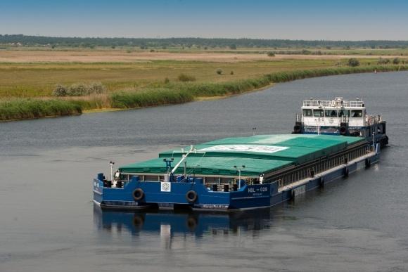 """""""НІБУЛОН"""" поставив рекорд з обсягів річкових вантажоперевезень фото, ілюстрація"""