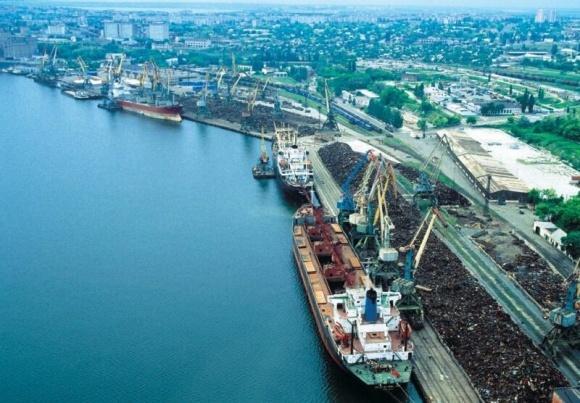 31% экспорта зерновых проходит через Николаевский порт   фото, иллюстрация