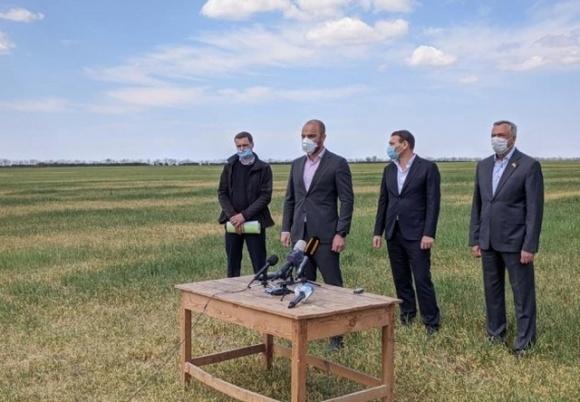 Фермеры Одесской области получат денежную компенсацию за использование электроэнергии для орошения фото, иллюстрация