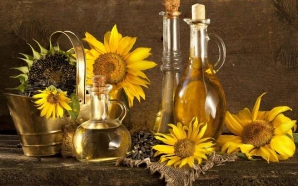 Україна експортувала в квітні рекордну кількість соняшникової олії фото, ілюстрація