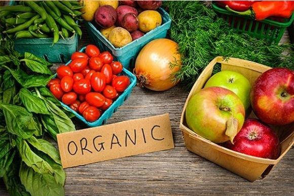 Доля органических продуктов на рынке Украины составляет не более 0,1% фото, иллюстрация