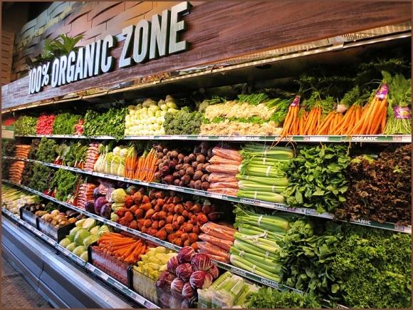 Три чверті вітчизняного органічного ринку складають молочні і зерно-круп'яні продукти та борошно фото, ілюстрація