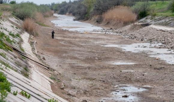 В Криму катастрофічно скоротилися площі зрошувальних сільгоспугідь фото, ілюстрація
