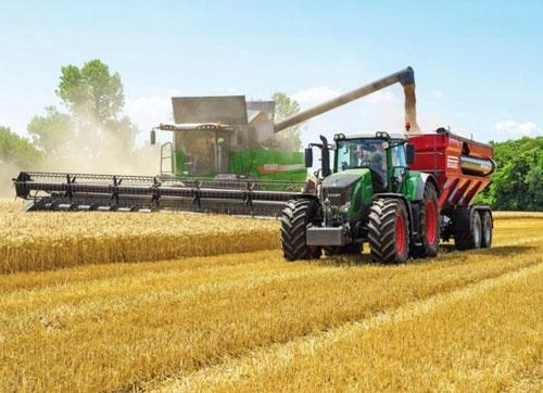 У Черкаській області завершилося збирання зернових фото, ілюстрація