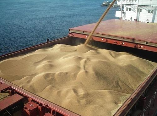 Експорт українського зерна з початку сезону перевищує 4 млн. тон фото, ілюстрація