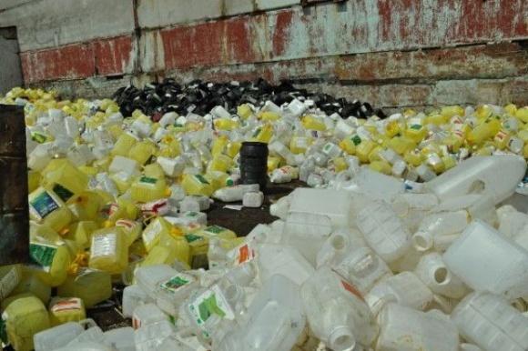 ЄБА запускає Україні проєкт із утилізації тари з-під ЗЗР фото, ілюстрація