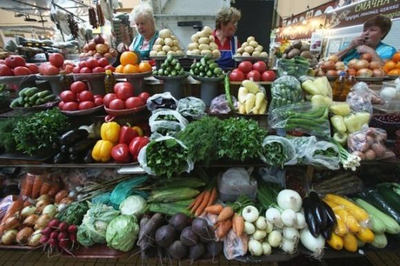 В Минэкономики объяснили аномальные цены на овощи и фрукты  фото, иллюстрация