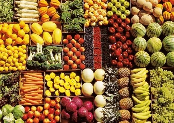 Украина: импорт овощей и фруктов растёт, а экспорт падает фото, иллюстрация