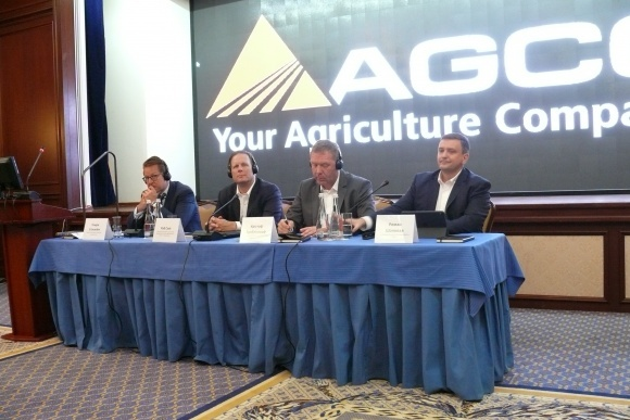 Корпорація AGCO запроваджує в Україні нову стратегію дистрибуції фото, ілюстрація