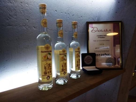 На Закарпатье заработал завод по изготовлению фруктовой водки фото, иллюстрация