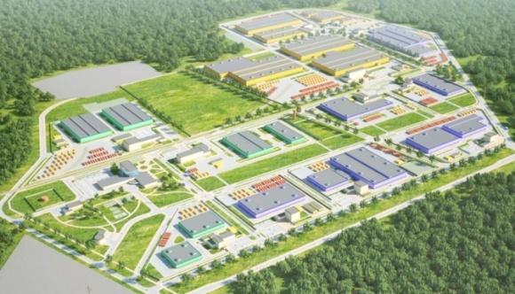 На Полтавщине строят агропромышленный парк фото, иллюстрация