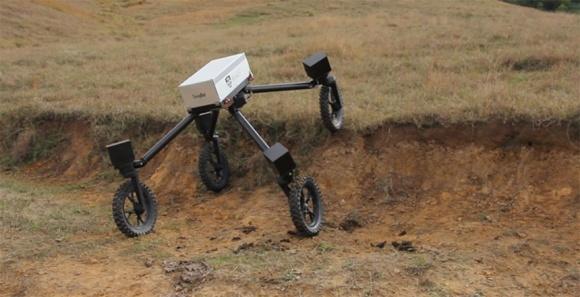 Сиднейские ученые создали робота-пастуха фото, иллюстрация