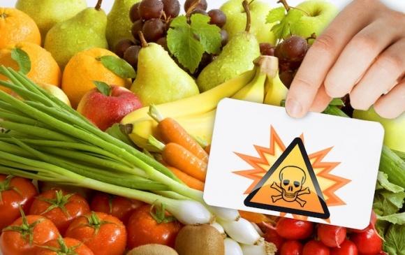 Більшість продуктів в ЄС містять залишки пестицидів фото, ілюстрація