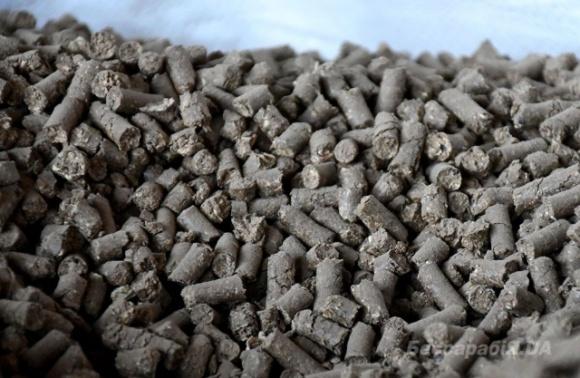 В Одесской области фермер перерабатывает растительные остатки на биотопливо фото, иллюстрация