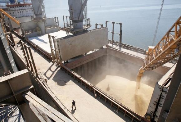 Стоимость перевалки зерна в морпортах будет уменьшаться фото, иллюстрация