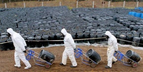 У Черкасах будуть утилізувати токсичні пестициди фото, ілюстрація