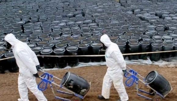 На Житомирщине хранятся почти 600 тонн пестицидов, которые необходимо утилизировать фото, иллюстрация