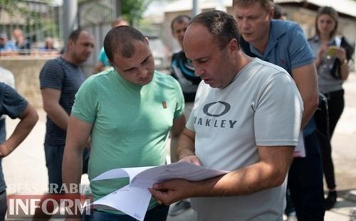 Киевский суд отправил измаильского фермера Александра Петкова в СИЗО фото, иллюстрация