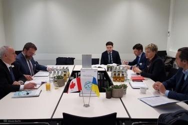Україна та Канада будуть поглиблювати партнерство в торгівлі та науково-дослідницькій сфері фото, ілюстрація