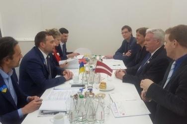 Керівництво Мінагрополітики провело серію зустрічей з аграрними міністрами країн Європи, - Зелений тиждень – 2019 фото, ілюстрація