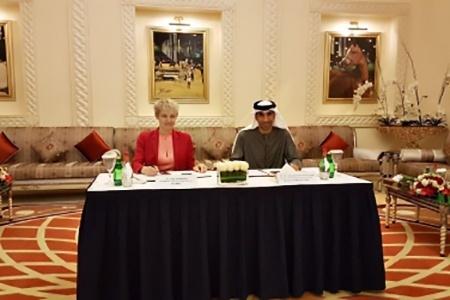 Україна та ОАЕ підписали Меморандум про співпрацю в АПК фото, ілюстрація