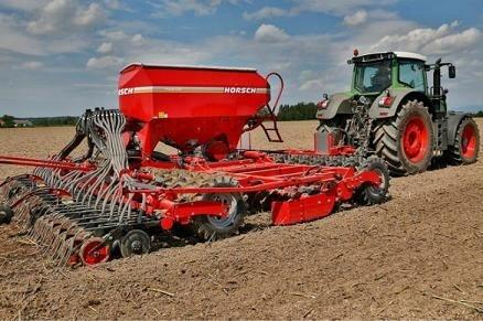 Німецький виробник сільгосптехніки інвестує в Україну 4.5 млн євро фото, ілюстрація