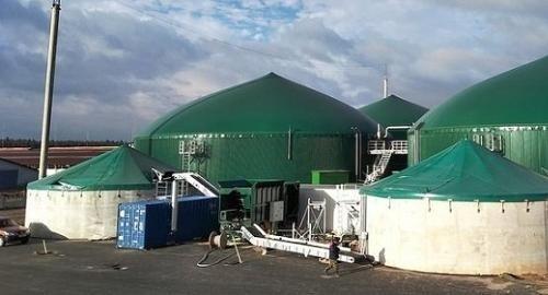 Биогазовая электростанция под Днепром: каковы экологические последствия строительства фото, иллюстрация