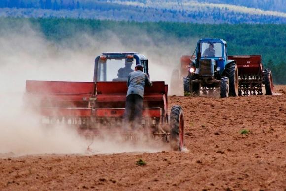Украинские аграрии полностью обеспечены удобрениями для посевной  фото, иллюстрация