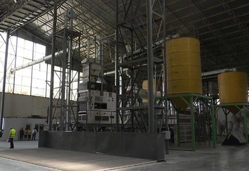 Тернопільський агрохолдинг запустив другу лінію насіннєвого заводу фото, ілюстрація