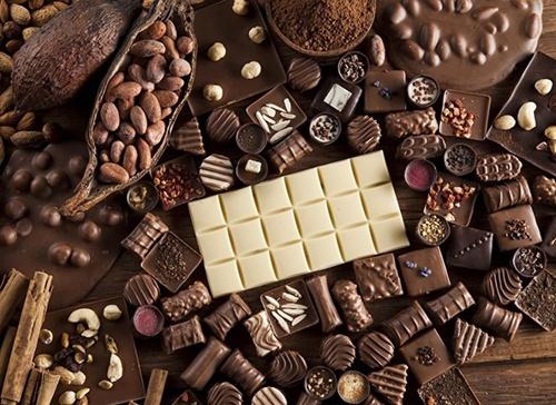 Украина сократила выручку от экспорта шоколада фото, иллюстрация