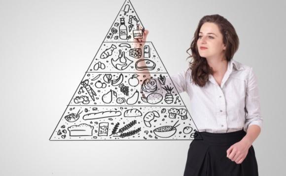 Пищевая пирамида: кто выиграет и кто проиграет фото, иллюстрация