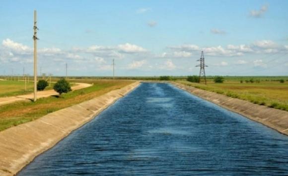 Северо-Крымский канал несет убытки из-за обильных дождей на Херсонщине фото, иллюстрация