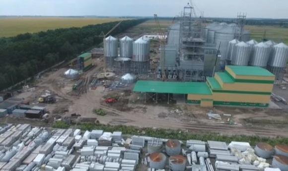 На Хмельниччині завершують будівництво І черги одного з найпотужніших у Європі агропереробних заводів фото, ілюстрація